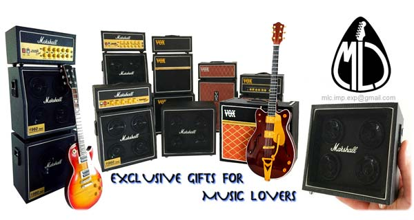 mini amplifier collectible